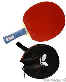 201 Shakehand Table Tennis Racket - Butterfly - B201FL