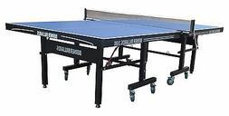 25mm TABLE TENNIS / PING PONG TABLE in BLUE ~ BERNER BILLIAR