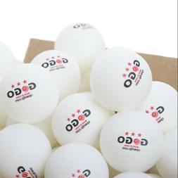 GOGO 3 Star Table Tennis Balls 40+ ABS Plastic Ping Pong Bal