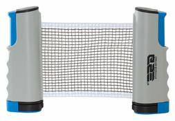 Anywhere Retractable Table Tennis Net & Post. Portable Repla