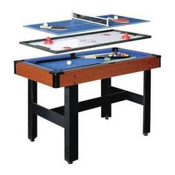 """HATHAWAY BG1131M Multi-Game Table,3-In-1,48"""""""