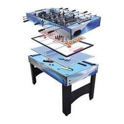 """HATHAWAY BG1154M Multi-Game Table,7-In-1,54"""""""