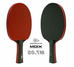 Xiom Champion M7.0S Table Tennis ShakeHand Ping Pong Racket,