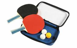 Hathaway Control Spin Table Tennis 2-Player Racket and Ball