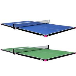 Butterfly Conversion Table Tennis Top Pool Table – Blue an