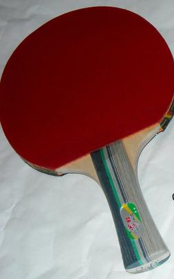Decent Entry level table tennis racket ping pong paddle blad