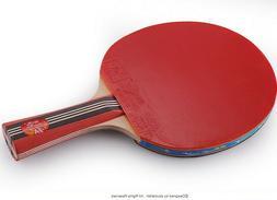 Decent Upgrade - Beginner Table Tennis Racket Ping Pong Padd