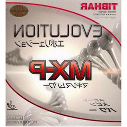 Tibhar Evolution MX-P Table Tennis & Ping Pong Rubber - 2.1-