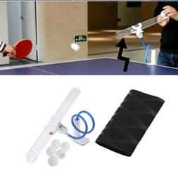 Fixed Table Tennis Ping Pong Training Aids Practice Trainer