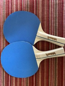 Franklin Ping Pong Paddles 2 Player Table Tennis Set Paddle