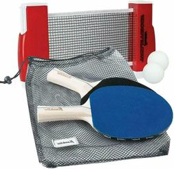 Franklin Sports Table Tennis To-Go – Complete Portable Pin