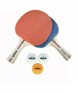 Franklin Table Tennis/ Ping Pong- 2 Player Paddle & Ball Set