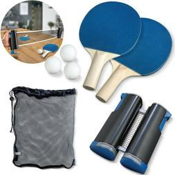 Games Retractable Anywhere Table Tennis Ping Pong Portable N