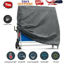 Heavy Duty Waterproof Table Tennis Ping Pong Table Cover Pro