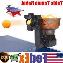 HP-07 Table Tennis Robot Automatic Ping Pong Ball Machine fo