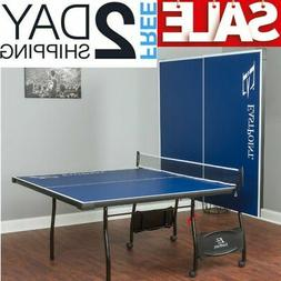 Indoor ping pong table Folding Tennis Table outdoor Full Off