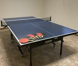 JOOLA 11200 Professional MDF Indoor 15mm  Table Tennis - Blu