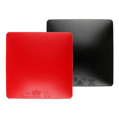 2pcs table tennis racket replacement rubber renew