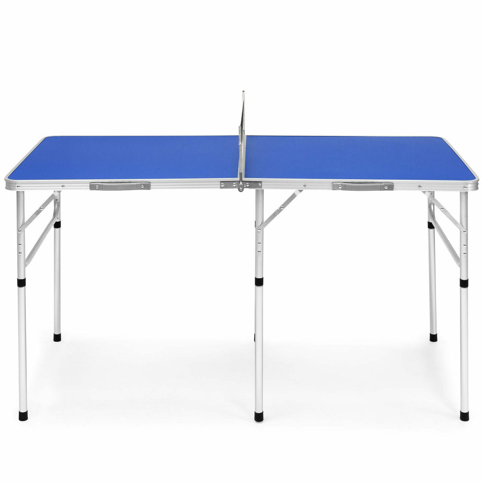 Blue Ping Pong Game Ball In/Outdoor