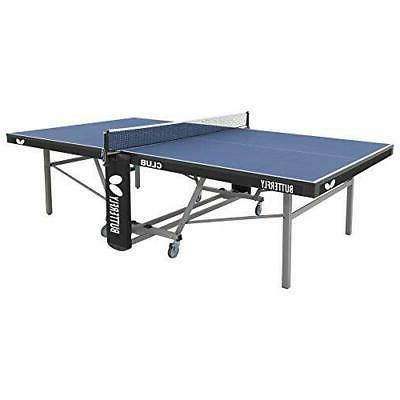 Butterfly Club 25 Table Tennis Table | 1 Top Ping Pong Table