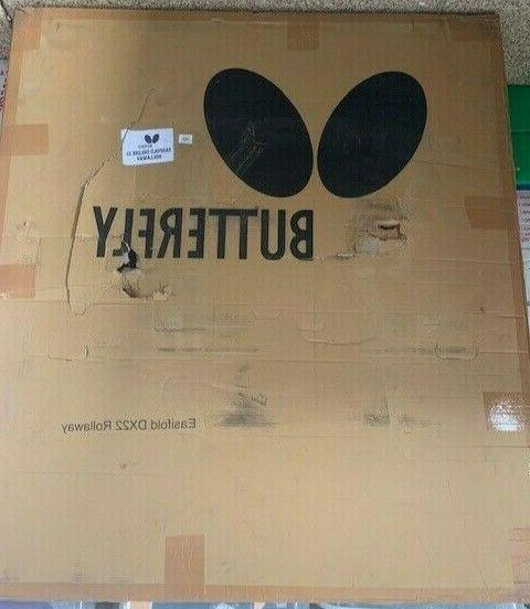 Butterfly Easifold High-quality Tennis Table - Local