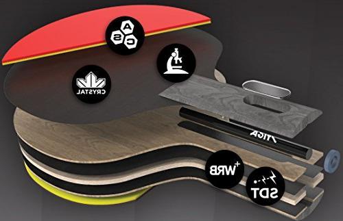 STIGA Evolution Racket