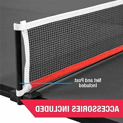 Table Tennis Portable Indoor Mid Size Room