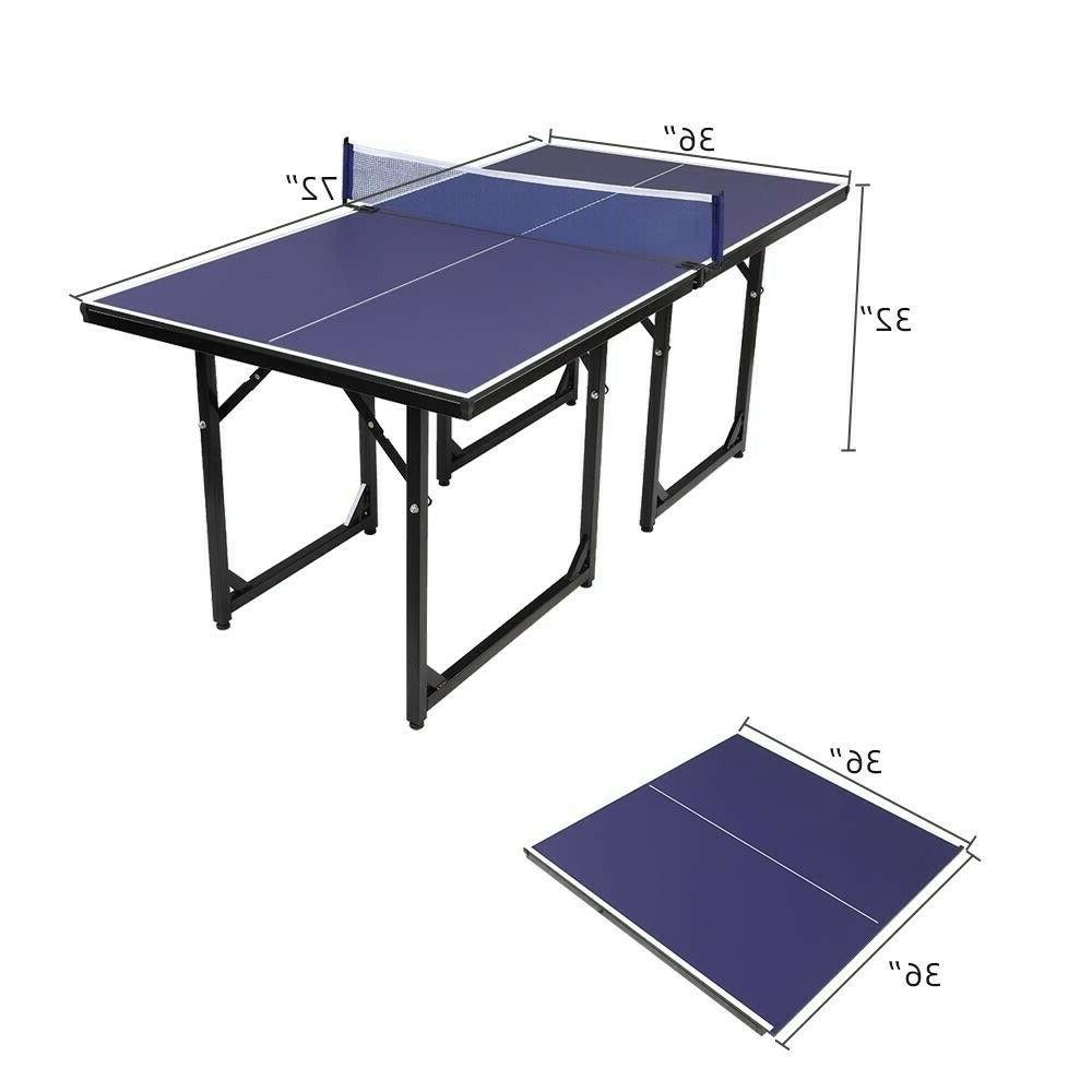 Zimtown Table Ping