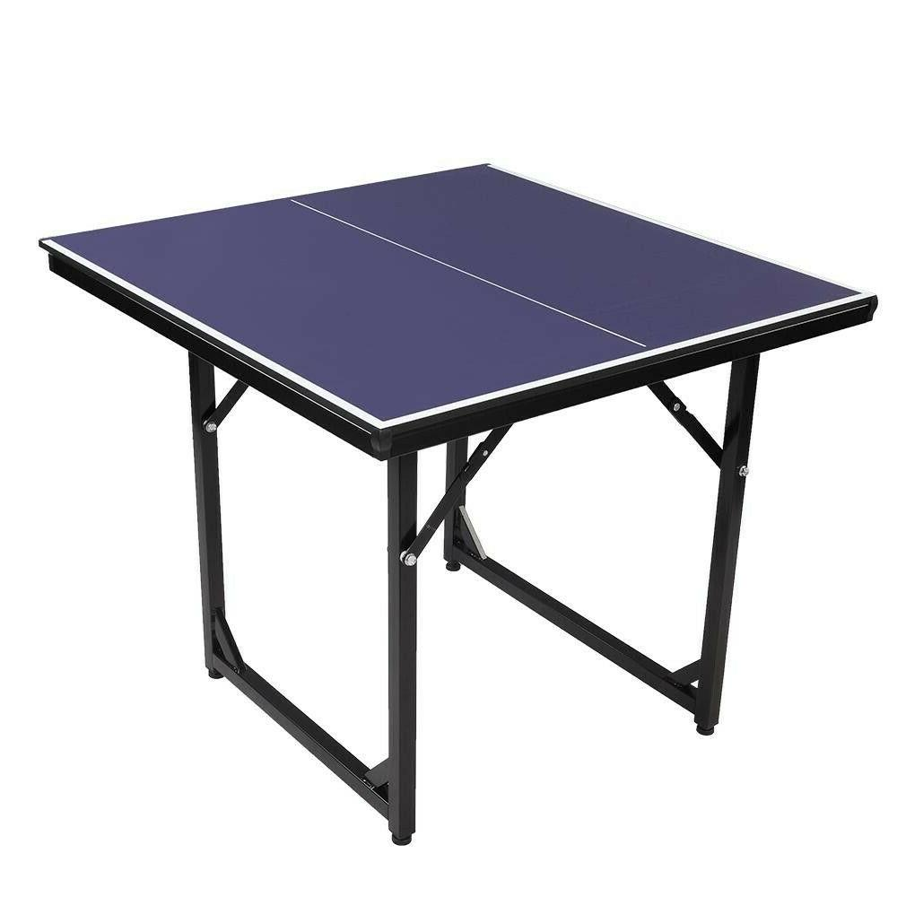Zimtown Table Tennis Ping Pong Table