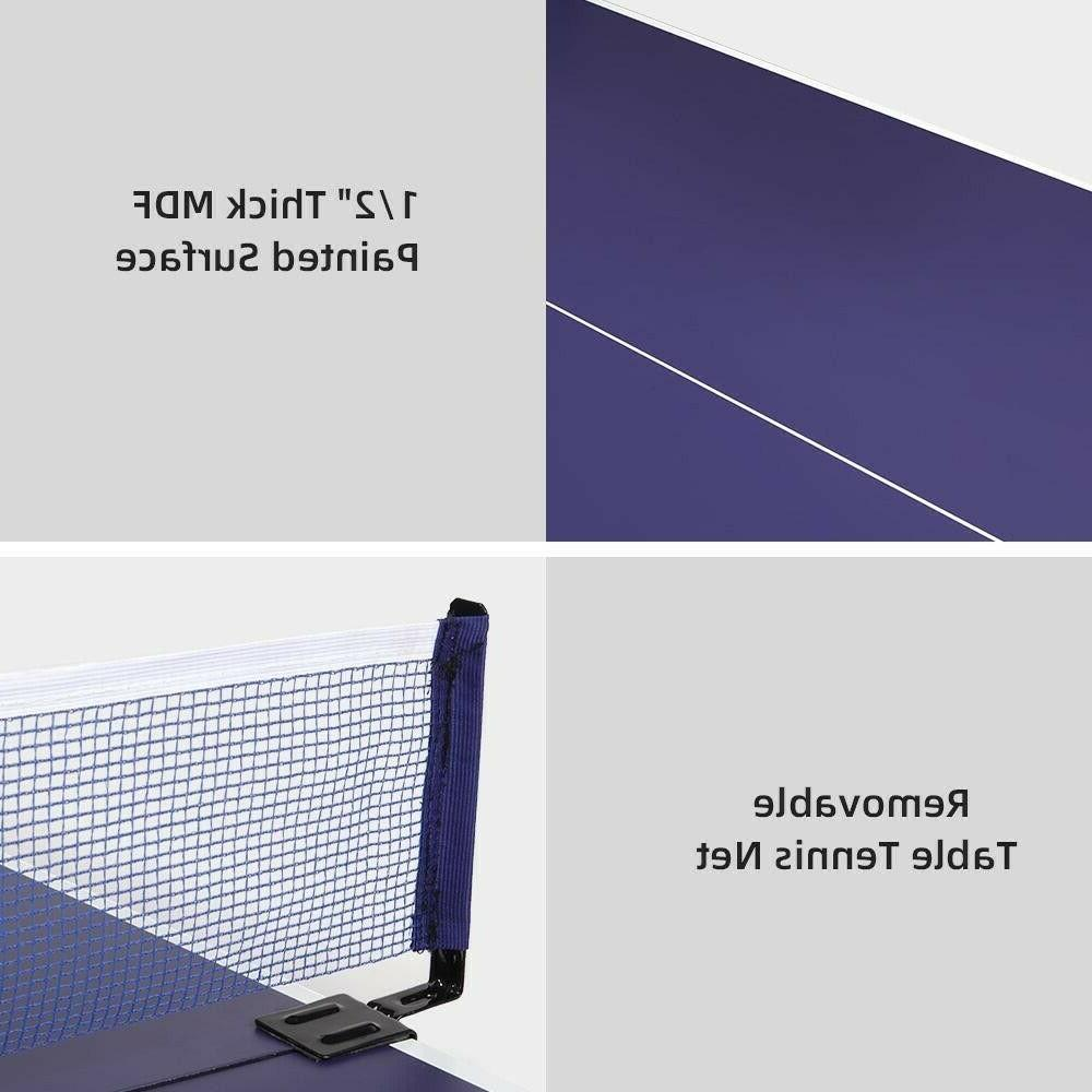 Zimtown Ping Pong Table