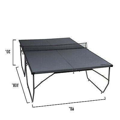 FRANKLIN SPORTS Tennis Gray Black Pong Party