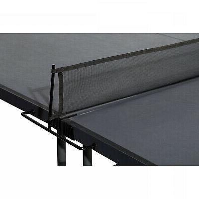 FRANKLIN Gray Black Foldable Ping Pong
