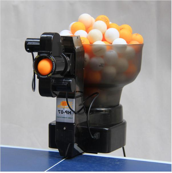 HP-07 Pong Table Tennis Automatic Ball Machine Professional