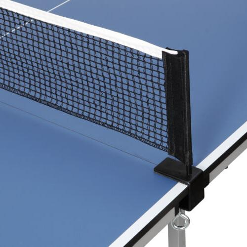 Indoor Ping Sport Pong Table With And
