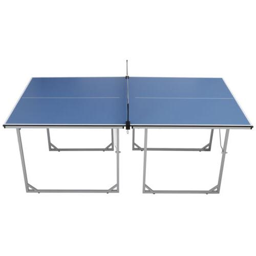Indoor Outdoor Ping Pong Table And