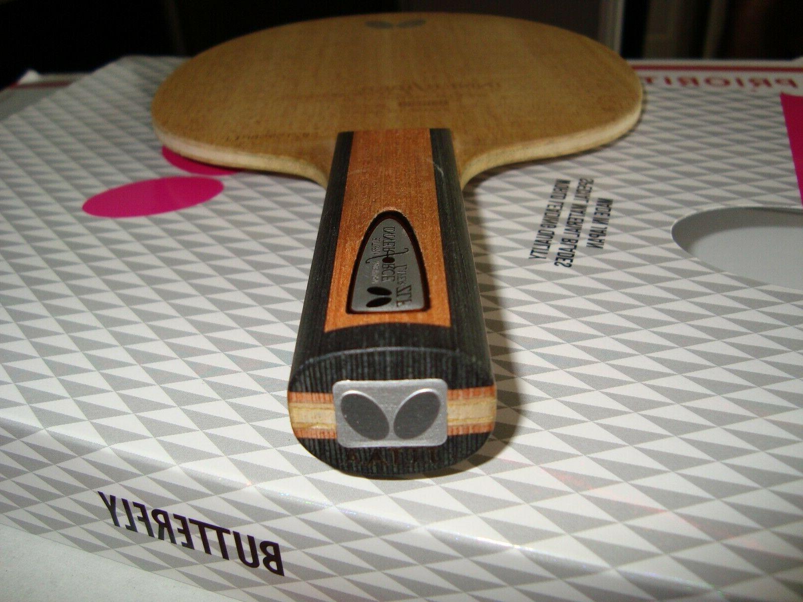 Butterfly ZLF Racket Pong