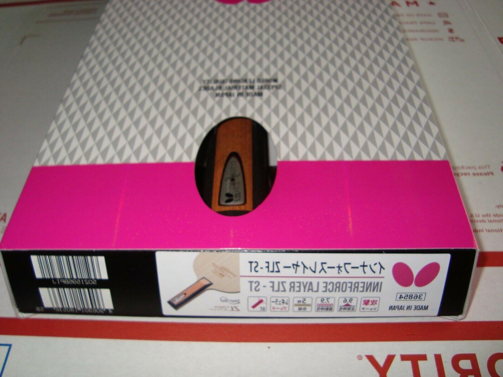innerforce layer zlf st 36854 table tennis