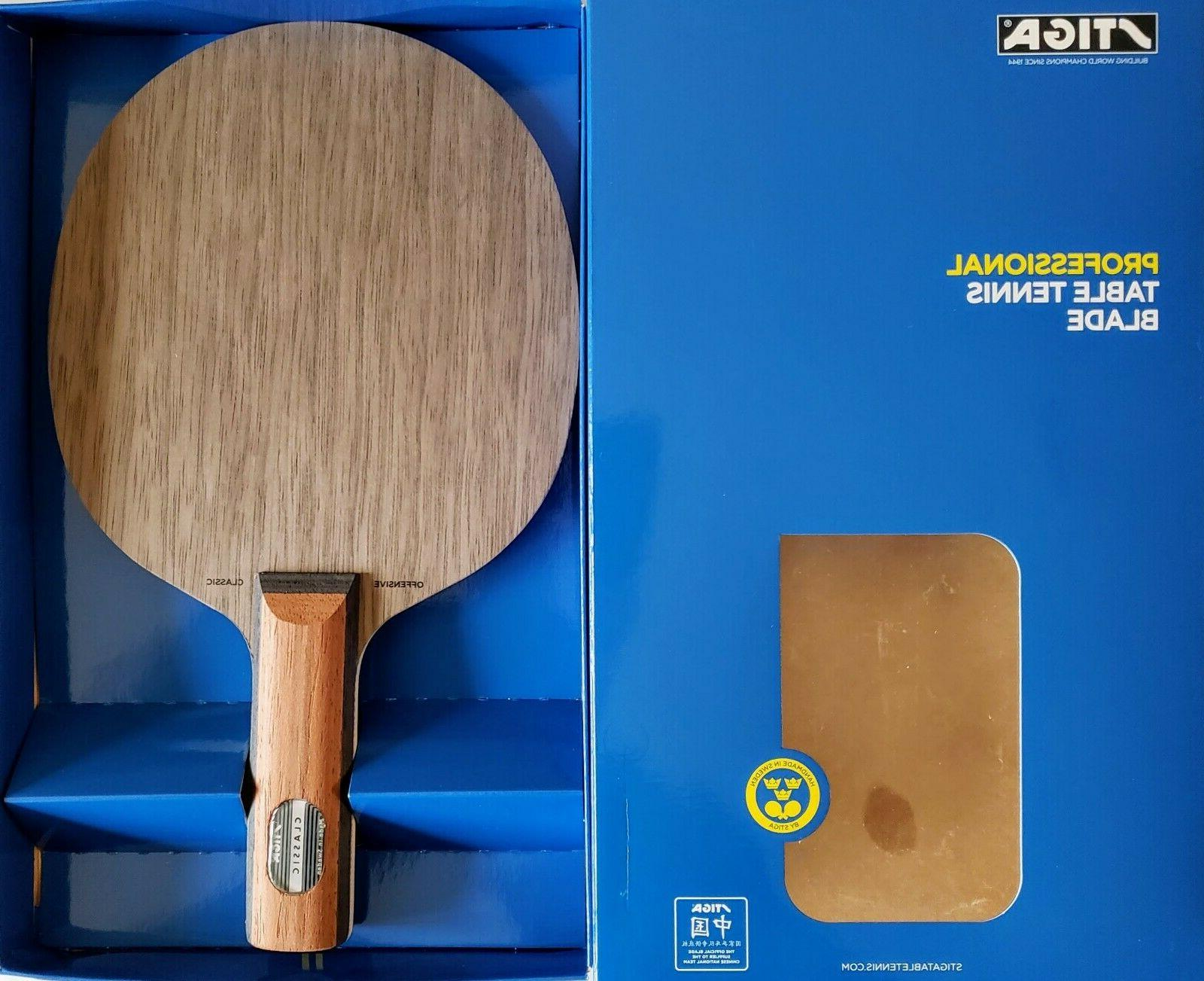 Stiga Offensive Table Tennis