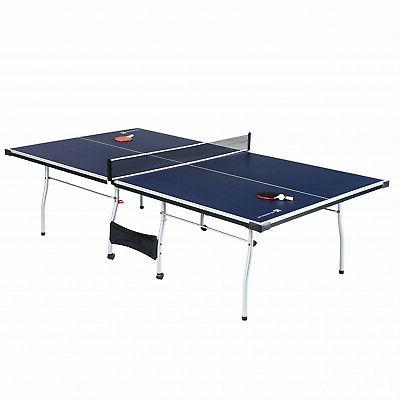 Waterproof Foldable Official Size Table Tennis Ping Pong Wit
