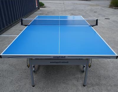 Outdoor Pong Table Tennis Table Top Preassembled