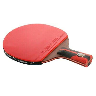 ping pong paddle carbon performance level table