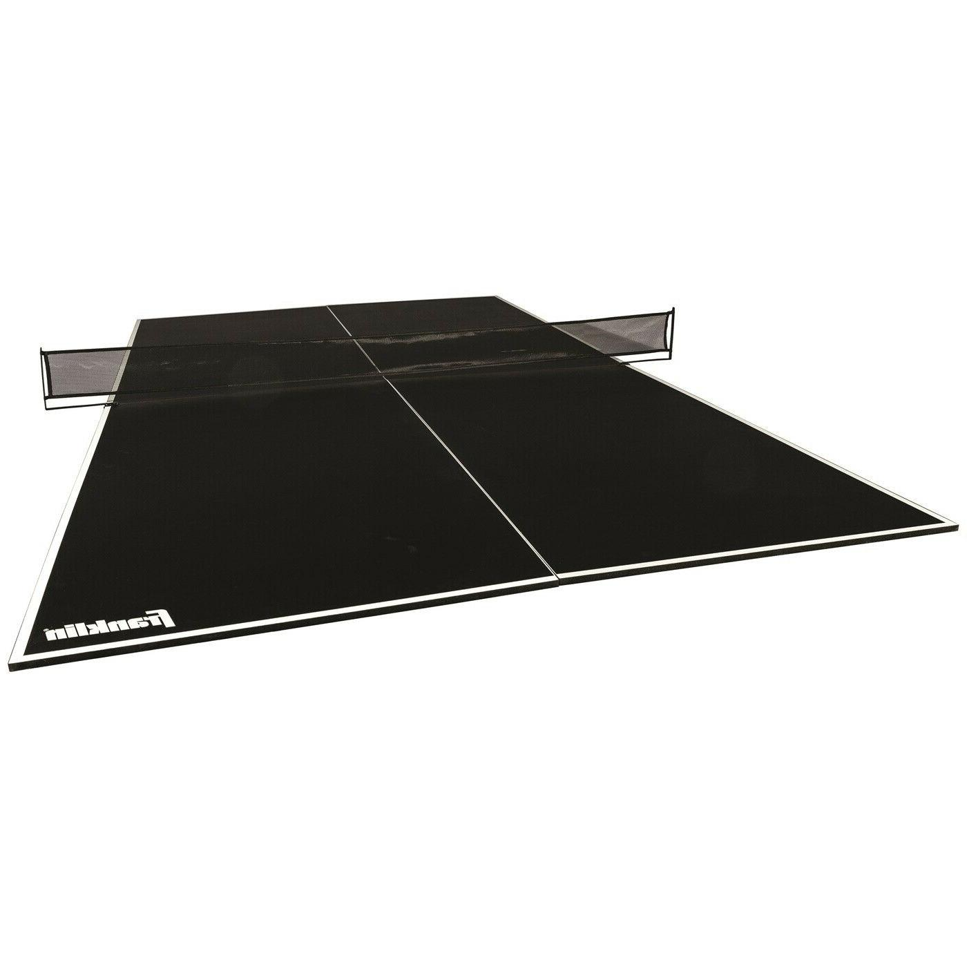 ping pong pool table tennis conversion top