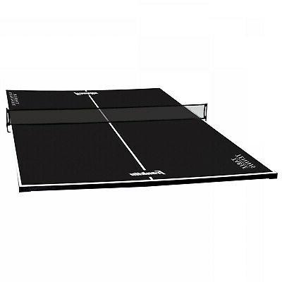 easy assembly table tennis conversion