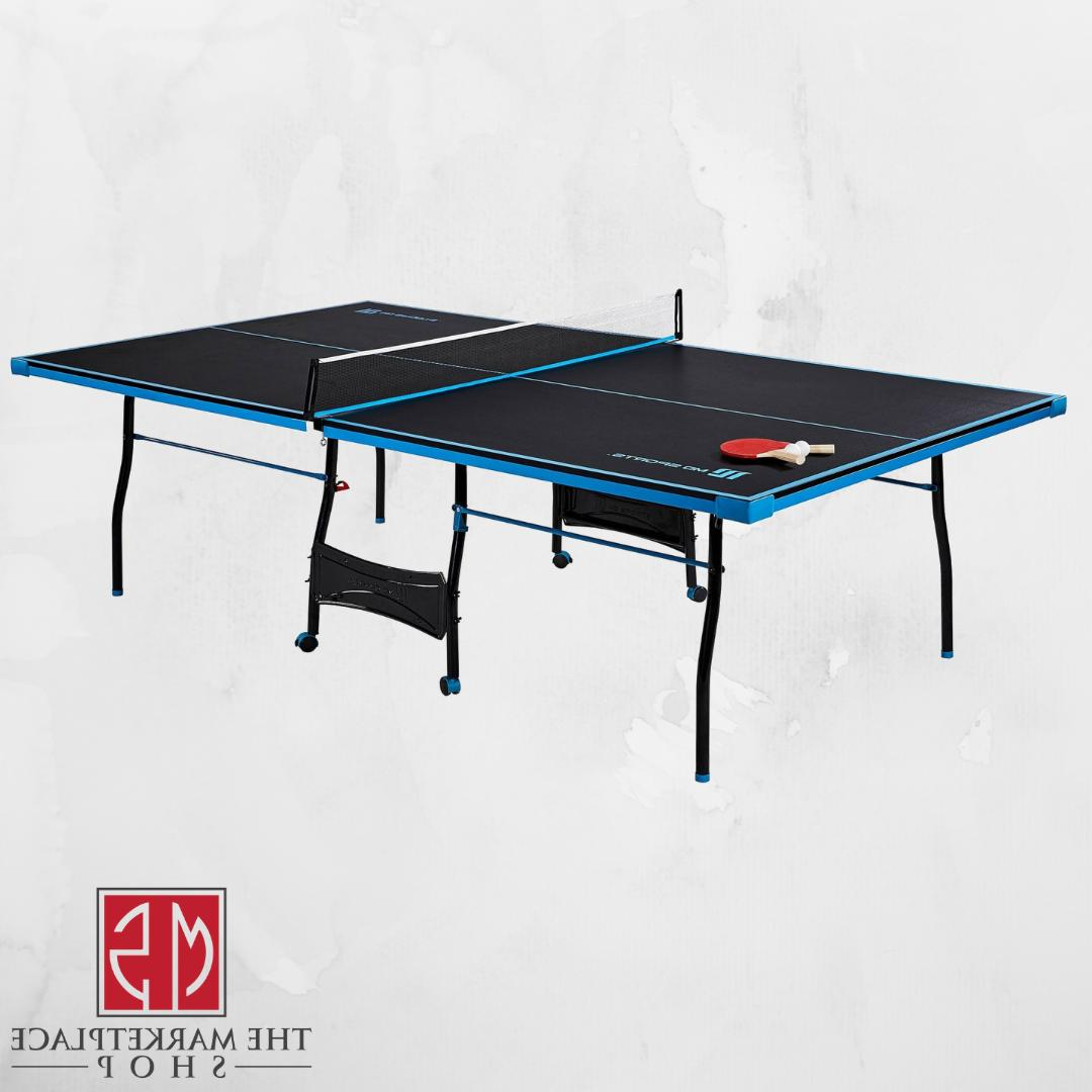 Ping Indoor Table Tennis And