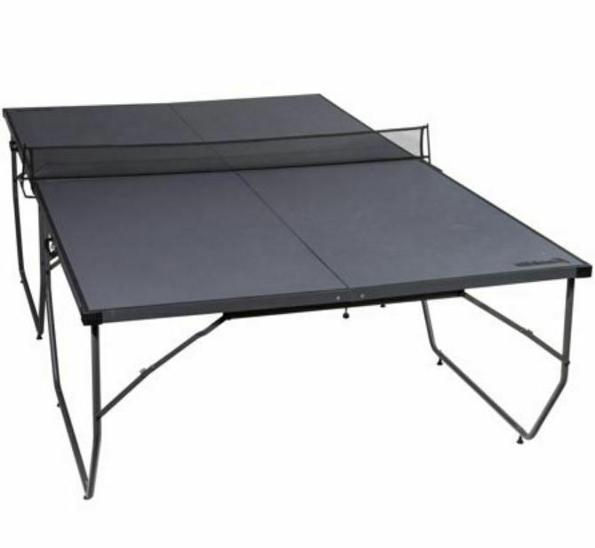 Table Tennis Ping Pong Folding Portable Pop Up Official Size