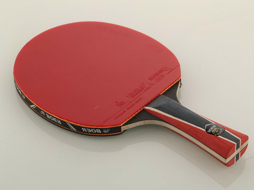 Professional Wood 5 racket New
