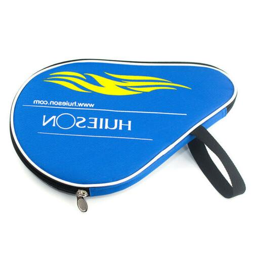 Professional Table Tennis Bat Pong Case With Bag