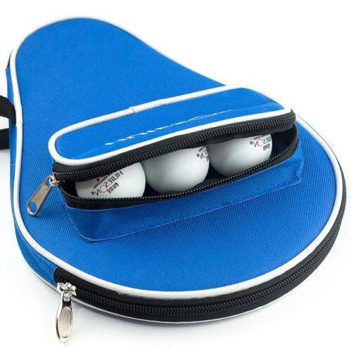professional table tennis rackets bat bag oxford