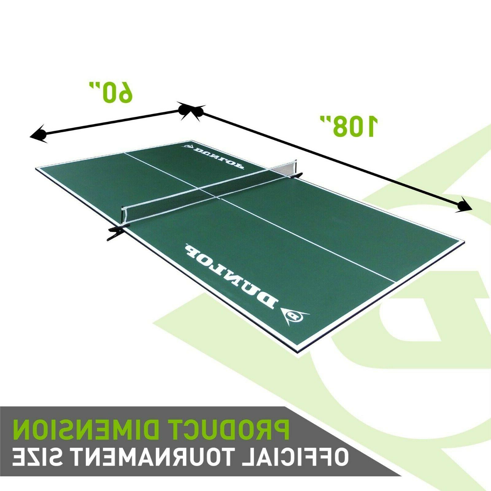 Table Tennis Conversion Official Size Post Net Handy