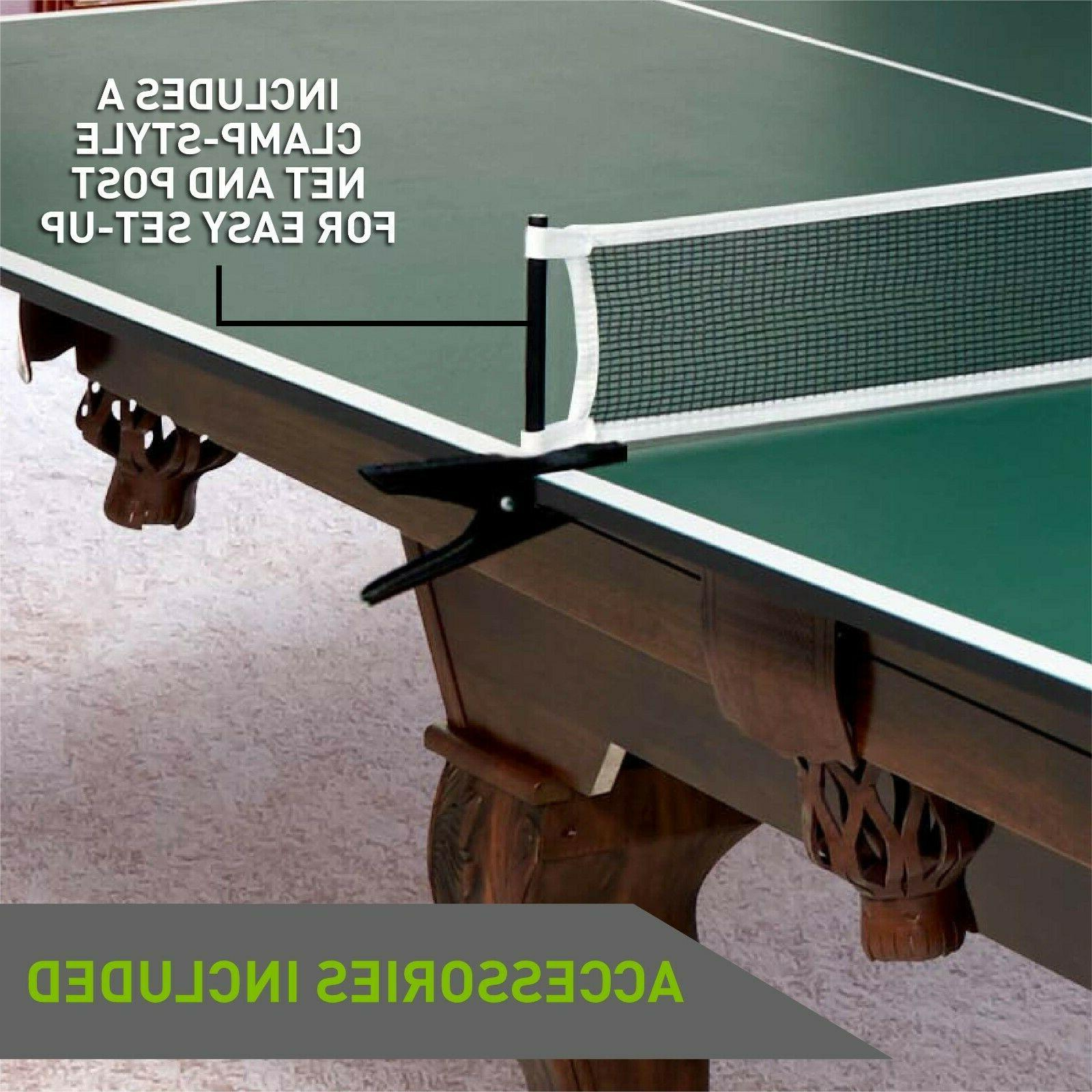 Table Tennis Official Size Pong Post Handy